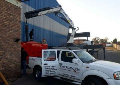 600kVA Emergency Rental All American Tabbaco Boksburg 4