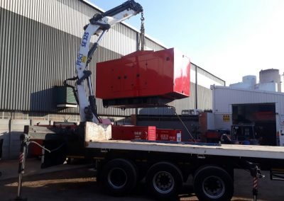 600kVA Emergency Rental All American Tabbaco Boksburg 5
