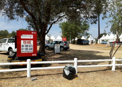 Equestrian Horse Riding Event at Kyalami Event Power Supplied(4)