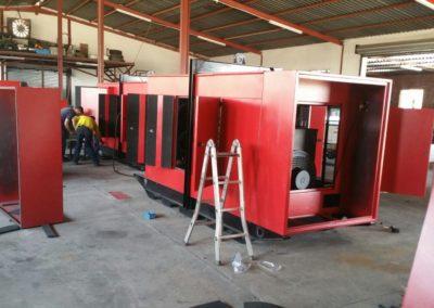 Enercogen Generator Hire/Rental and Sales Gauteng | Work Gallery