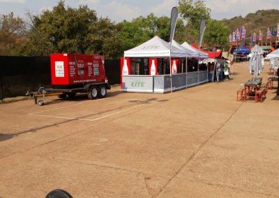 Generator Hire - Africa Day at Voortrekker Monument in Pretoria (1)