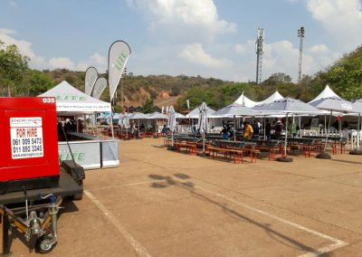 Generator Hire - Africa Day at Voortrekker Monument in Pretoria (2)