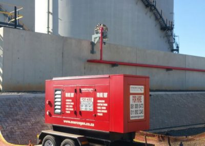 Enercogen Generator Hire/Rental and Sales Gauteng | Recent Work Completed in Gauteng