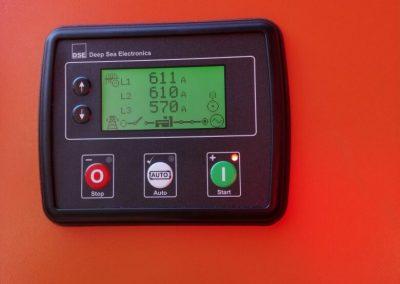 600 kVA Generator Project (10)