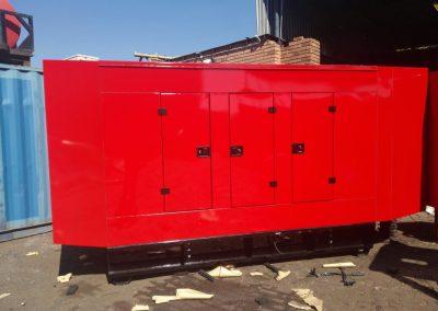 600 kVA Generator Project (12)