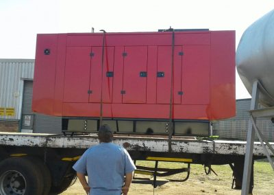 600 kVA Generator Project (2)