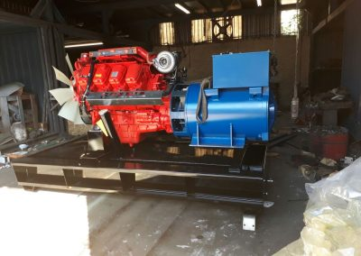 600kVA Scania available for Hire (1)