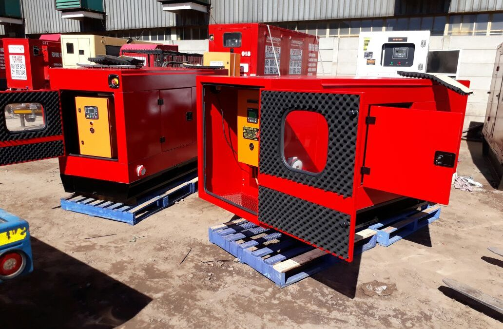 New 600kVA Scania Available for Hire – Project Updates