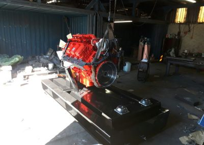 600kVA Scania available for Hire (7)