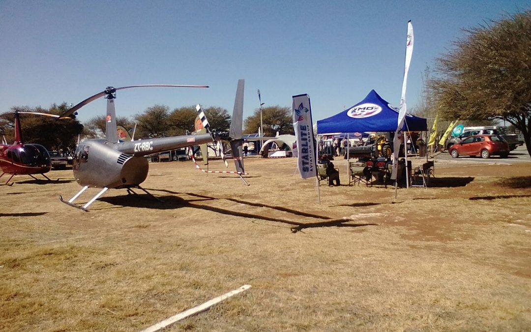 Generator Hire in the North West Province – Enercogen at GameX Wild Expo in Vryburg.